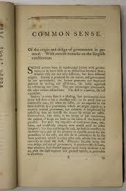 sense essays common sense essays