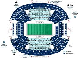 Cotton Bowl Stadium Seating Chart Rows Dallas Cowboy Seating Wyndcutter Com