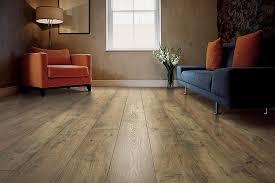 Image of: Finished Donar Oak Laminate Flooring
