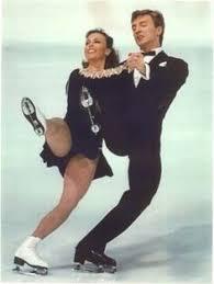 Image result for ice dancer torvill and dean
