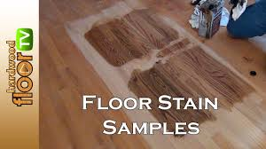 hardwood floor stain color sles