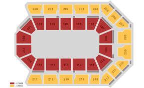 Rabobank Arena Seating Chart Elcho Table