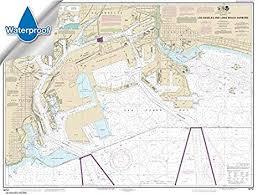 Chart 11411 Waterproof 41 2 X 58 8 Paradise Cay Publications Noaa Chart