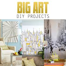 big wall art diy projects the cottage market with for large decorations 12 on large wall art for living room diy with big wall art diy projects the cottage market with for large