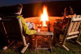 How Far Should A Fire Pit Be From A House Guidelines For Placing A Fire Pit Safely Away From A House