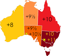 Time In Australia Wikipedia