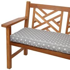 Amazon Mozaic Sabrina Corded Indoor Outdoor Bench Cushion