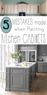 kitchen cabinet kitchen cabinets 0 interest best of mistakes people make when painting kitchen cabinets
