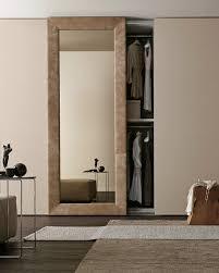 mirror wardrobe. sectional mirrored wardrobe with sliding doors mirror by presotto industrie mobili | #design pierangelo sciuto mirror
