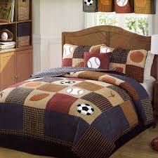Timberline Quilt Bedding Set ~ Tokida for . & CLASSIC SPORTS Twin (single) QUILT SET : BOYS STATE . Adamdwight.com