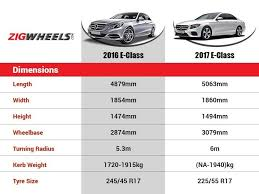 The height is indicated without the external antenna and with or without roof bars according to the most usual configuration. Mercedes E Class Rear Seat Width Mercedes E Class Review