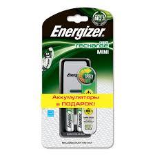 Купить <b>Зарядное устройство</b> + аккумуляторы <b>Energizer Mini</b> ...