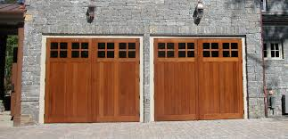 garage door stylesCarriage Wooden Garage Doors by Carriage House Door Company