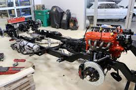 All Chevy chevy c10 suspension kit : Chevy C10 with a 408 ci LSx – Engine Swap Depot