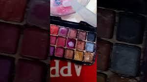 diy lip balm using your old eye shadow