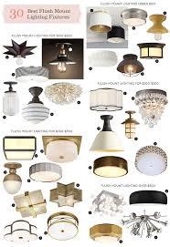 the 30 best flush mount lighting fixtures in light for low ceilings plans 2