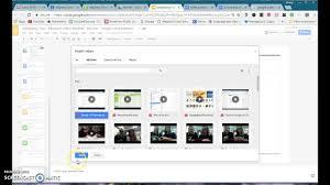 google office slides. Adding Videos To Google Slides Office L