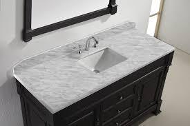 top marble sink vanity bathroom marble sink vanity sink bathroom vanity in dark walnut w