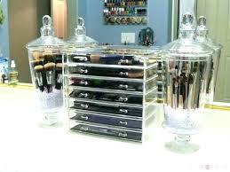 acrylic makeup drawers muji dollar tree large organiser uk organizer target storage furniture magnificent org
