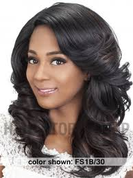 Vivica A Fox Natural Baby Hair Lace Front DOVE Wig