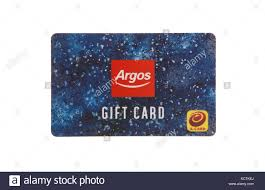 Blue Light Card Argos Gift Voucher Card Stock Photos Gift Voucher Card Stock