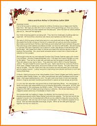6 7 Examples Of Christmas Letter Resume