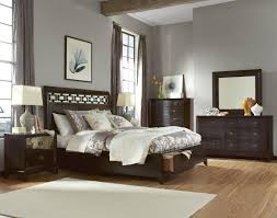 Modern Furniture Bedroom Sets Dark Wood Bedroom Image Of Dark Furniture Bedroom Ideas At Modern