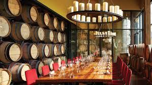 Outstanding Winery Restaurants Wine Spectator