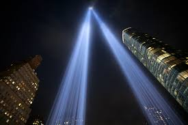 It's heartbreaking for the patients who are sick. 9 11 Light Tribute To Take Different Shape The New York Times