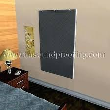 best soundproof rug pads pad sound window panel soundproofing