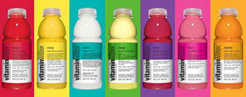 credit glaceau vitamin water