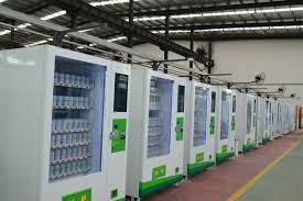 Vending Machine Factory Magnificent China Factory Supply Touch Screen Combo Vending Machine Photos