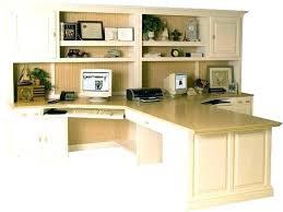 dual desks home office.  Home Good Shaped Desk Office Furniture Dual 2 Person Corner Regarding Remodel 17 To Desks Home K