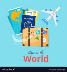 Tourism Banner Design Travel And Tourism Advertisement Banner