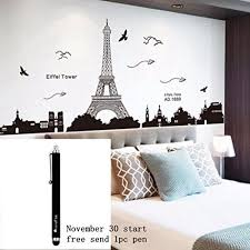Paris Bedroom Decor