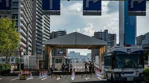 الألعاب الأولمبية بطوكيو 2021: تسجيل أول إصابة بفيروس كورونا في القرية  الأولمبية