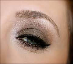 brown smokey eye for blue and green eyes urban decay basics you