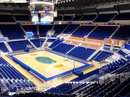 O Connell Center Seating Chart Florida Gator Basketball The Oconnell Center