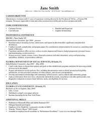 Comprehensive Resume Template