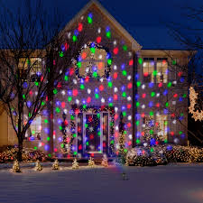 Star Shower Light Show Walmart Christmas Lightshow Projection Points Of Light With Remote
