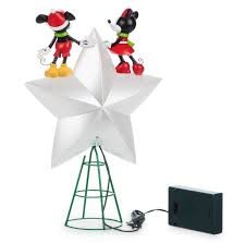 Disney Mickey And Minnie Mouse Light Up Holiday Tree Topper Details About New Disney Mickey Mouse And Minnie Mouse Light Up Christmas Tree Topper 2016
