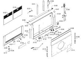 Kitchen Furniture List Furniture Range Hood Diagram Parts List For Thermador Range