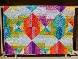 10 Easy Baby Quilt Patterns That Stitch Up Quick & 10 FREE Scrap-Friendly Plushie Patterns · Sorbet Quilt Pattern Adamdwight.com