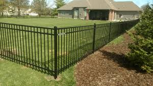 ornamental fence is booming in kearney