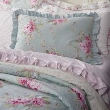 new simply shabby chic twin 2 piece belle hydrangea duvet sham set