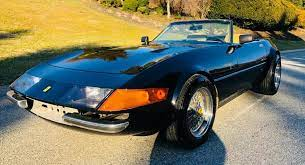 This Ferrari Daytona Spider Replica Is Just Like The One From Miami Vice Carscoops