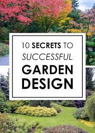Successful Garden Design 10 Secrets To Successful Landscape Design My Garden