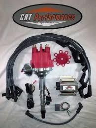 small cap amc jeep 290 304 343 360 390 401 red hei distributor small cap amc jeep 290 304 343 360 390 401 red hei distributor coil plug wire