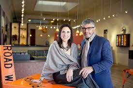 Allison and Ivan Barnett of Santa Fe's Patina Gallery | Fashion + Lifestyle