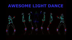 Dancers With Lights On America S Got Talent Light Dance Video On Americas Got Talent 2017 Full Audition Amazing Performance By Light Balance